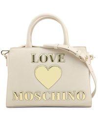 Love Moschino Bag - Wit