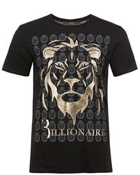 Billionaire - T-shirt - Lyst
