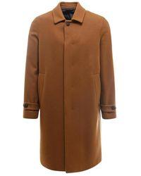 Hevò Coat - Bruin