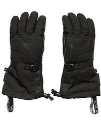 The North Face Handschoenen Montana Gtx - Zwart