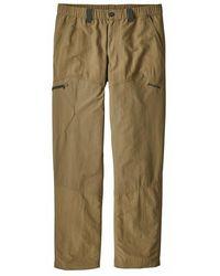 Patagonia Guidewater II Pants Regular - Marrone