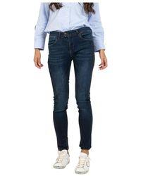 Met Jeans kendall denim scuro - Azul