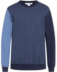 Comme des Garçons Crewneck Sweatshirt - Blauw
