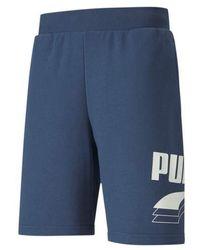 PUMA Pantaloncini - Bleu