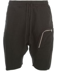 Thom Krom Cargo Shorts - Zwart