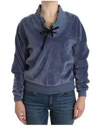 Roberto Cavalli Sweater - Blauw