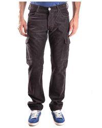 Armani Jeans Trousers - Marrone