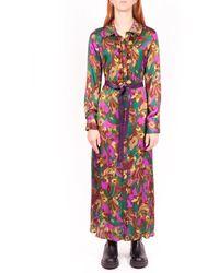 Motel Dress w21a221 - Vert