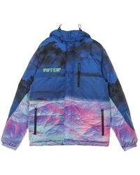 RIPNDIP Thermal Nermal Jacket - Blauw