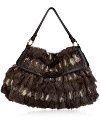 Fendi Vintage - Shoulder Bag - Lyst