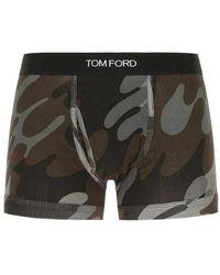 Tom Ford Underwear - Verde