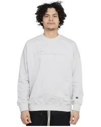 Rick Owens Sweatshirt - Gris