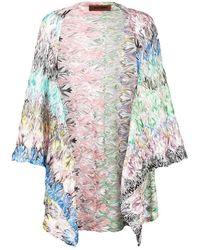 Missoni Kimono - Roze