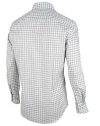 Cavallaro Stevano shirt shirt Gris