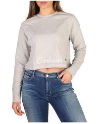 Calvin Klein Sweatshirt - Grijs