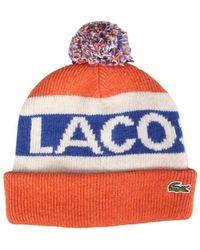 Lacoste Hat - Oranje