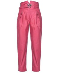 Pinko Trousers - Rood
