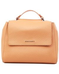 Orciani Handbag B01999 Sof 11 - Oranje