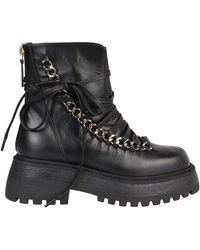ALEVI Boots - Zwart