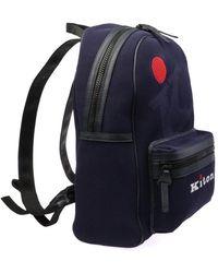 Kiton Zaino Backpack Azul