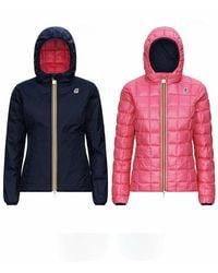 K-Way Thermo Plus 2 Double Jacket - Roze