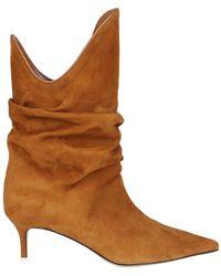 The Attico Shoes - Oranje