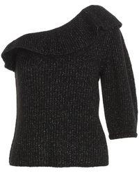 RED Valentino Sweater - Zwart