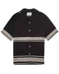 Diane von Furstenberg Folclore 1 shirt - Schwarz