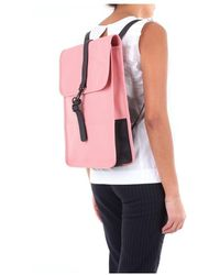 Rains Backpack - Roze