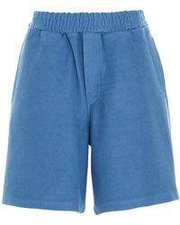 we11done Shorts - Blauw
