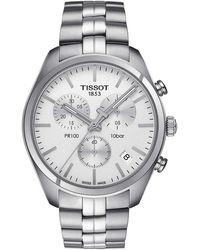 Tissot Pr 100 Watch - Grijs