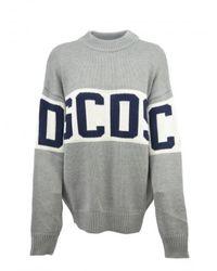 Gcds - Sweater Logo - Lyst