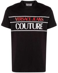 Versace Jeans Couture - Camiseta - Lyst