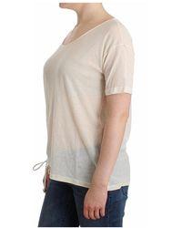Ermanno Scervino T-shirt Beige - Neutro