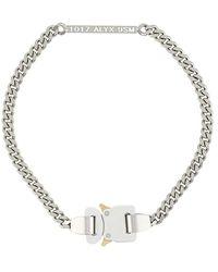 1017 ALYX 9SM Necklace - Grijs