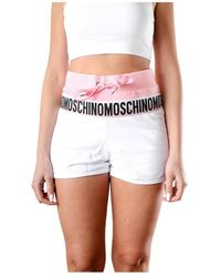 Moschino - Home Pants - Lyst