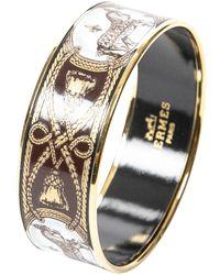 Hermès - Bracelet en émail - Lyst