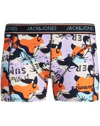 Jack & Jones Boxershorts - Oranje