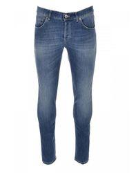 Louis Vuitton Jeans Mius - Blu