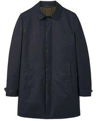 Tiger Of Sweden Caled Coat - Blu