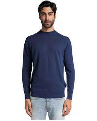 President's Sweatshirt - Blu