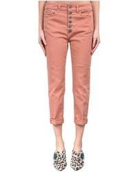 Dondup Koons Jeans - Roze