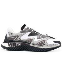 Valentino Garavani Wade Runner Sneakers - Grijs
