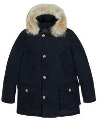 Woolrich Arctic Parka Jacket - Blauw