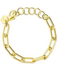 Sophie By Sophie Bracelet Link Chain - Geel