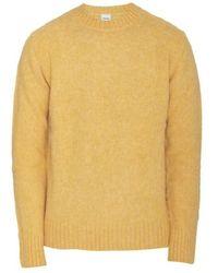 Aspesi Sweater - Geel