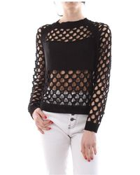 Pinko Brotola Knitwear Vrouwen - Zwart