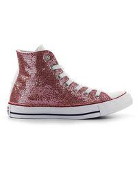 Converse Chuck Taylor Sneaker - Roze