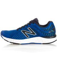 New Balance Sneaskers 680 Running M680ct6 - Blauw