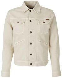 Tom Ford Denim Jacket - Naturel